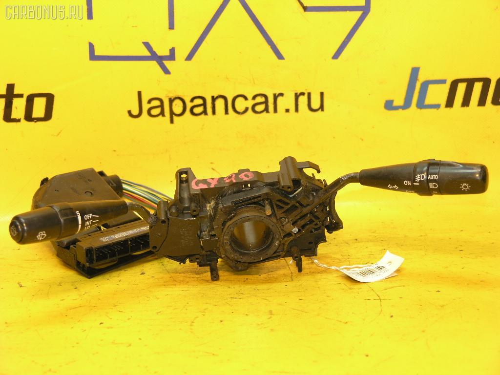 Переключатель поворотов TOYOTA MARK II GX90. Фото 9