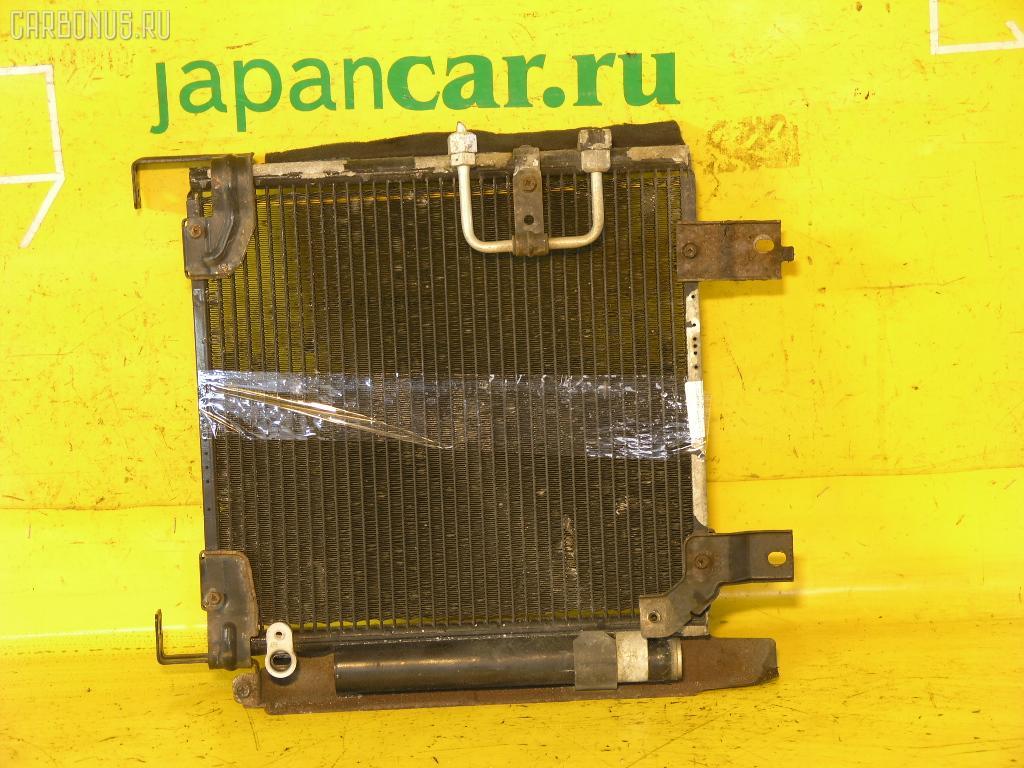Радиатор кондиционера DAIHATSU STORIA M110S EJ-DE. Фото 1