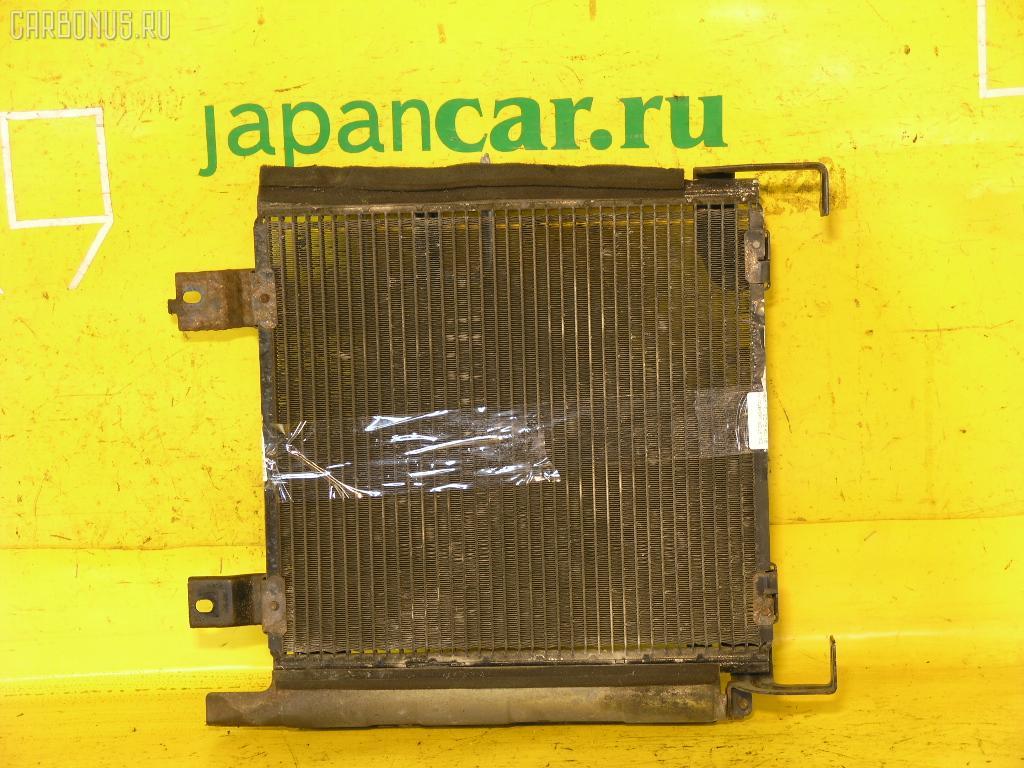 Радиатор кондиционера DAIHATSU STORIA M110S EJ-DE. Фото 2