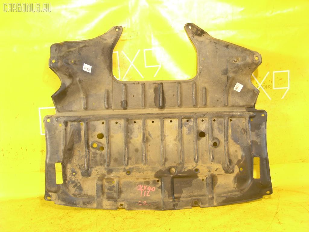 Защита двигателя TOYOTA CRESTA JZX90 1JZ-GE. Фото 1