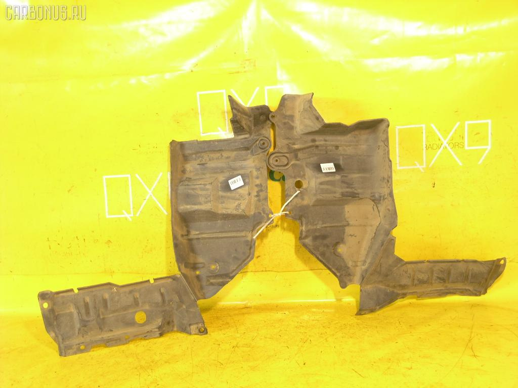 Защита двигателя NISSAN WINGROAD WFY11 QG15DE. Фото 6