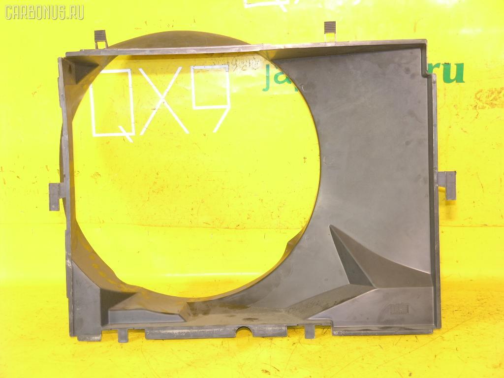 Диффузор радиатора MERCEDES-BENZ E-CLASS W210.065 112.941. Фото 6