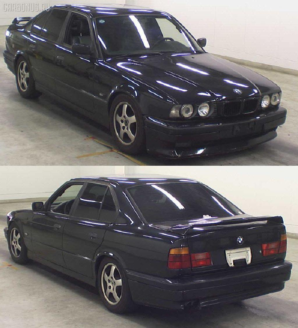 Защита двигателя BMW 5-SERIES E34-HD61 M50-256S2 Фото 2