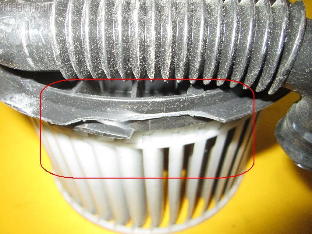 Мотор печки NISSAN TIIDA C11. Фото 9