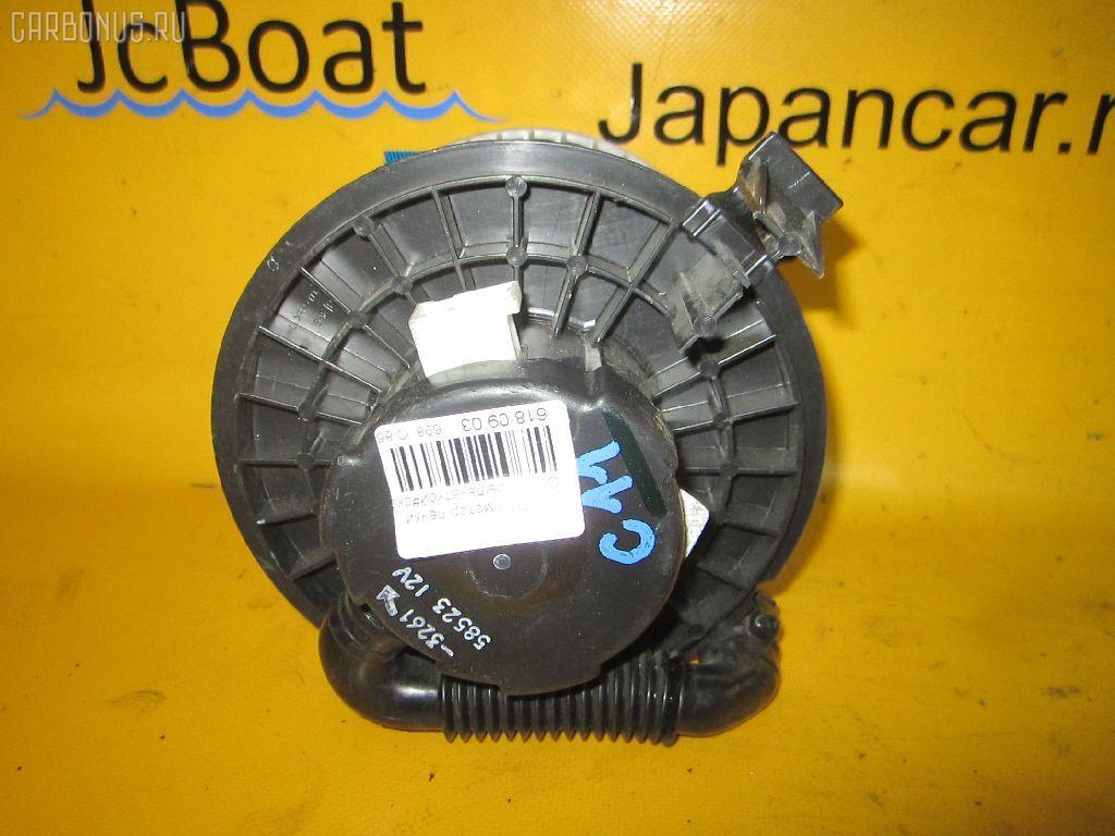 Мотор печки NISSAN TIIDA C11. Фото 11
