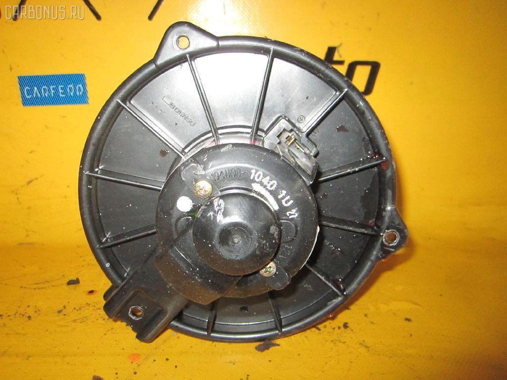 Мотор печки TOYOTA ST210. Фото 4