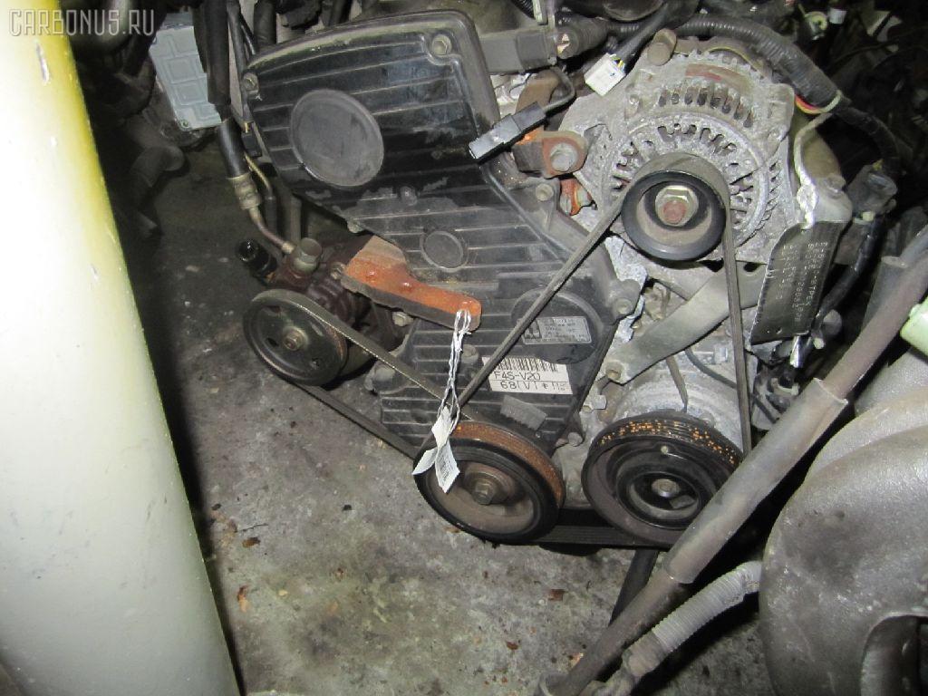 Двигатель TOYOTA VISTA SV30 4S-FE. Фото 6