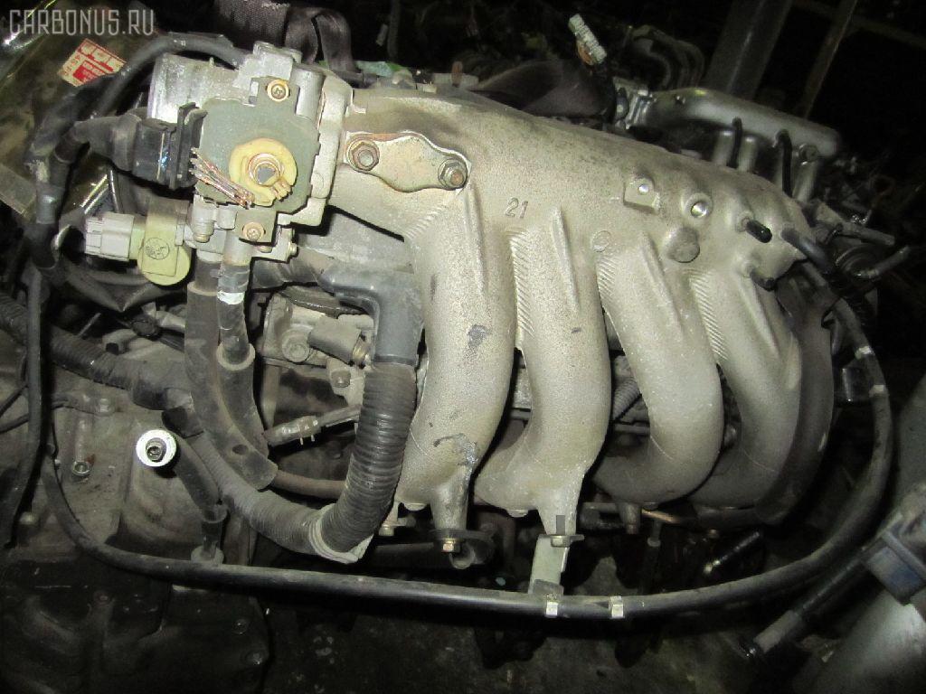 Двигатель TOYOTA VISTA SV30 4S-FE. Фото 7