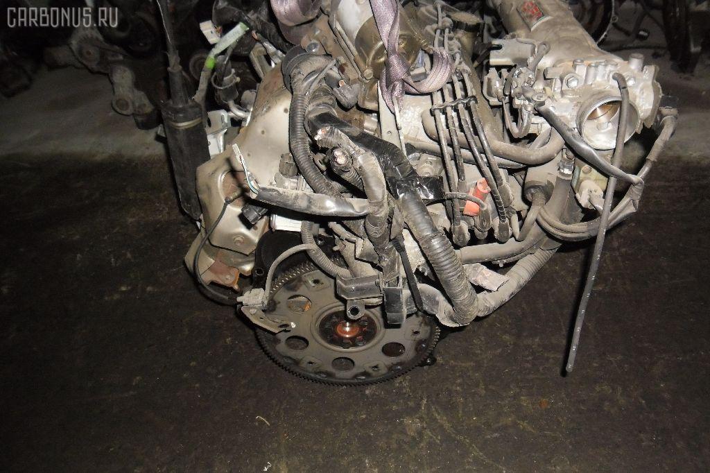 Двигатель TOYOTA VISTA SV30 4S-FE. Фото 3