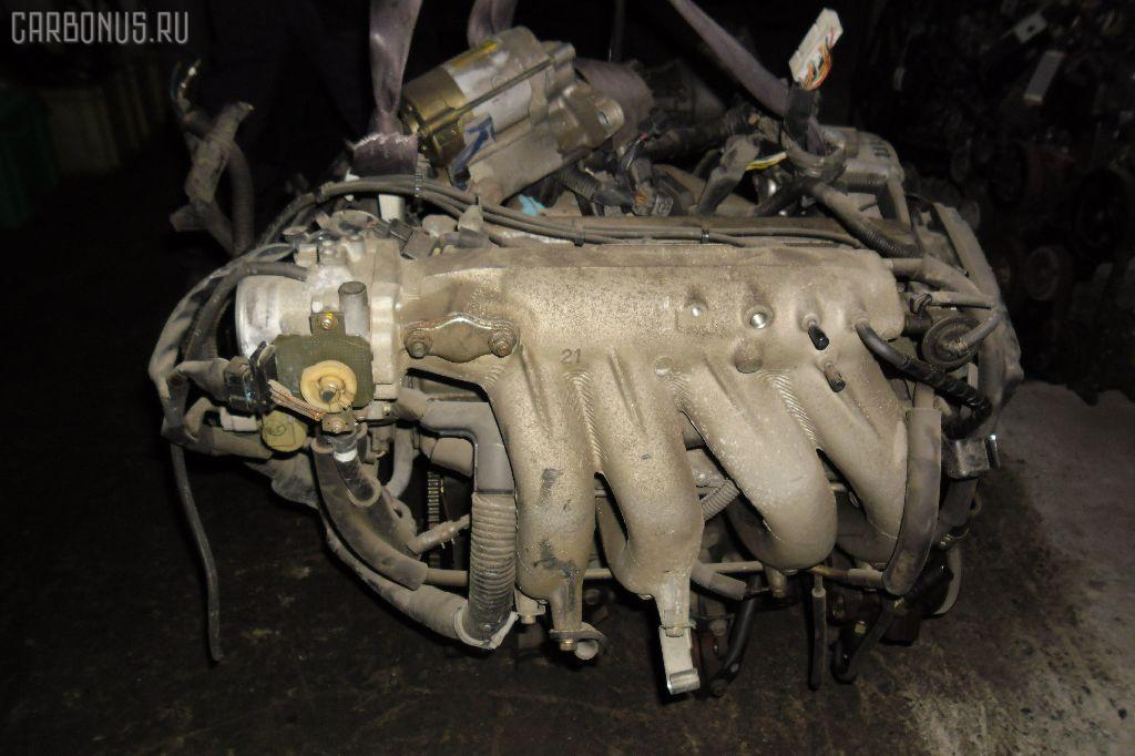 Двигатель TOYOTA VISTA SV30 4S-FE. Фото 4