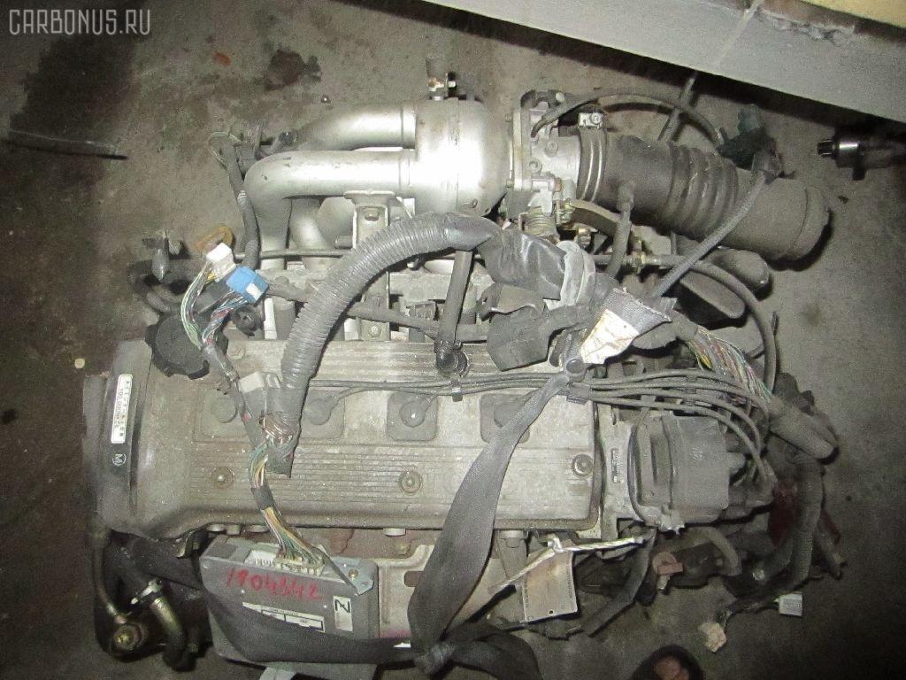 Двигатель TOYOTA STARLET EP91 4E-FE. Фото 8