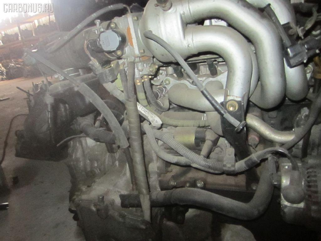 Двигатель TOYOTA STARLET EP91 4E-FE. Фото 9