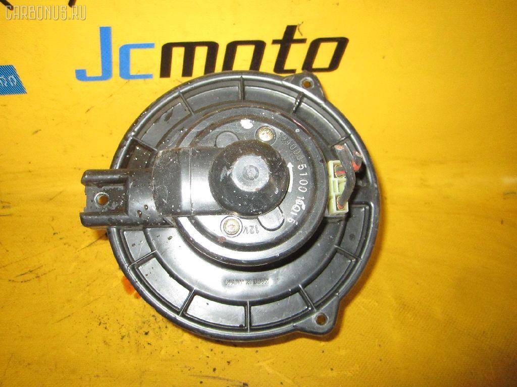 Мотор печки TOYOTA SOARER JZZ31. Фото 3