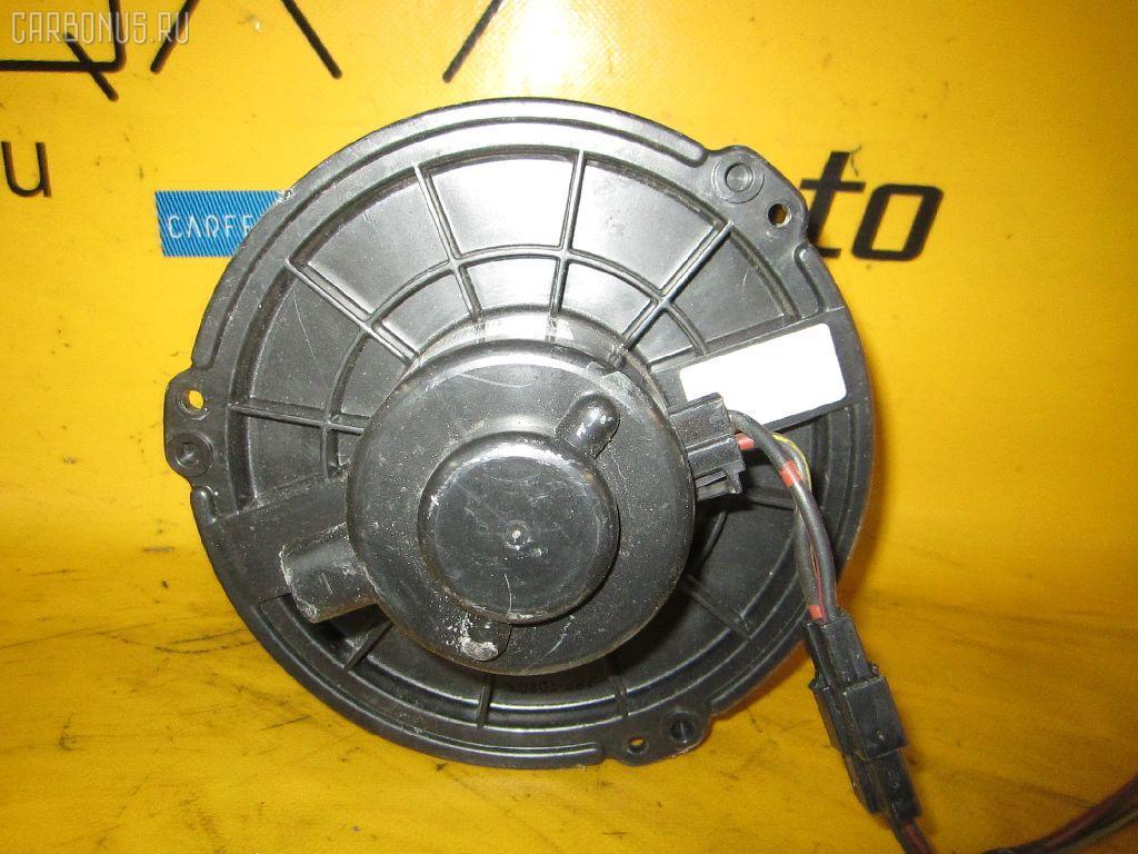 Мотор печки SUBARU IMPREZA WAGON GF8. Фото 9