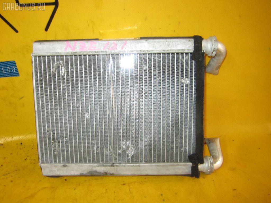 Радиатор печки TOYOTA COROLLA NZE121 1NZ-FE. Фото 4