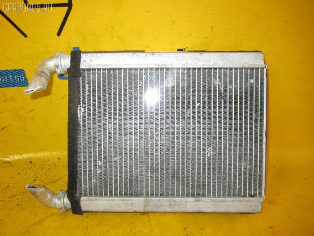 Радиатор печки TOYOTA COROLLA NZE121 1NZ-FE. Фото 5