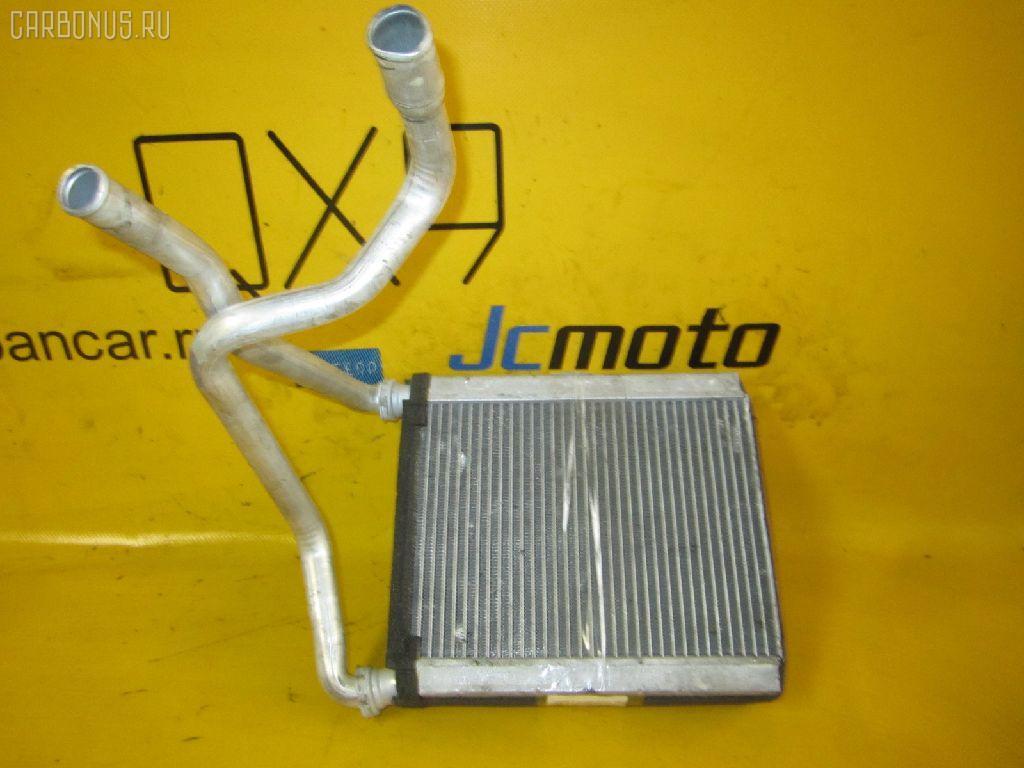 Радиатор печки HONDA FIT GD1 L13A. Фото 4