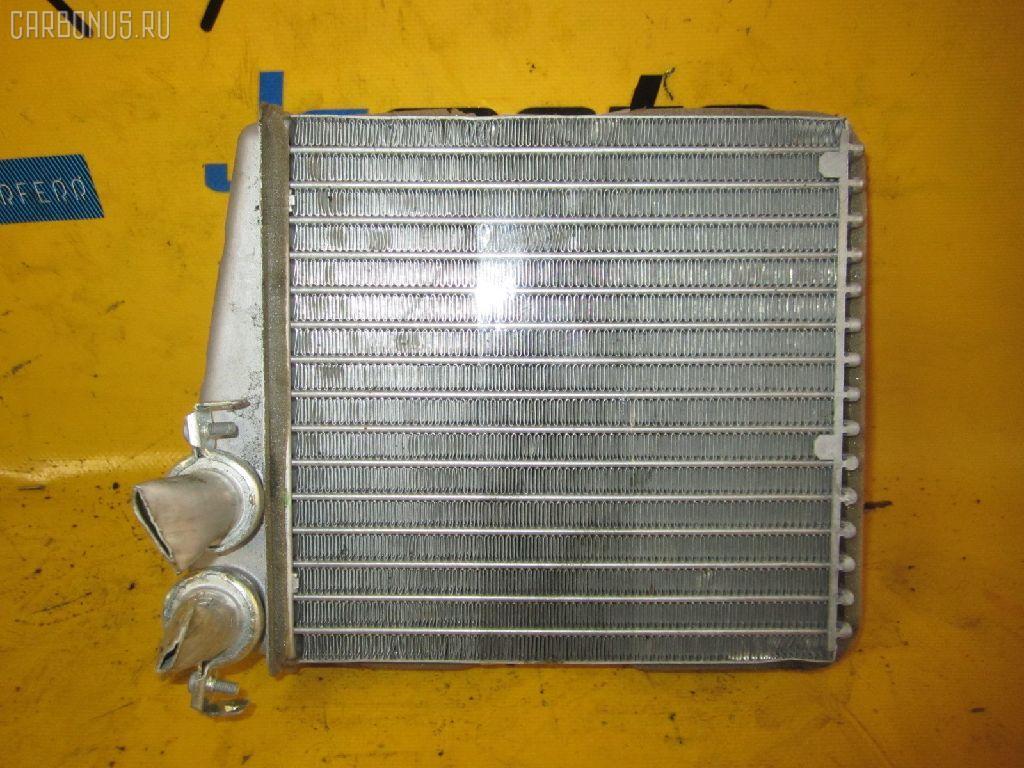 Радиатор печки NISSAN TIIDA C11 HR15DE Фото 2