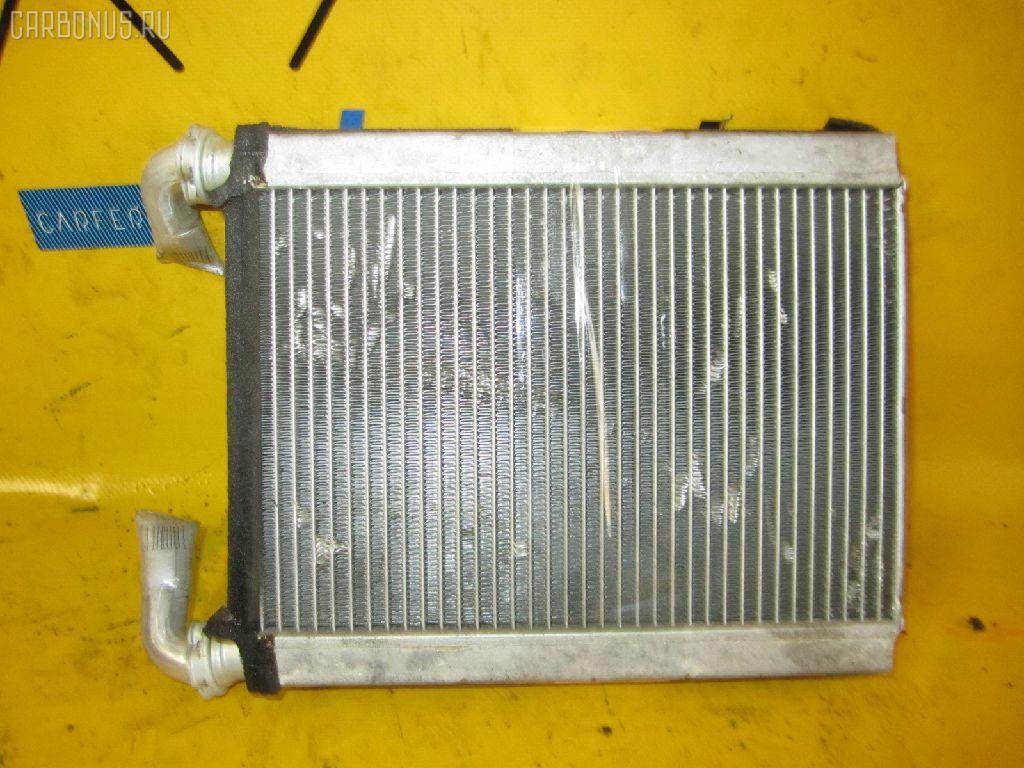 Радиатор печки TOYOTA COROLLA NZE121 1NZ-FE. Фото 6