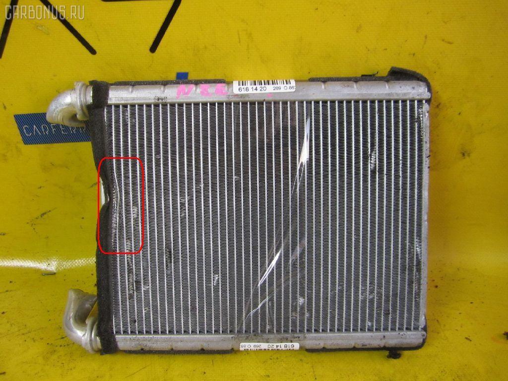Радиатор печки TOYOTA COROLLA NZE121 1NZ-FE. Фото 9