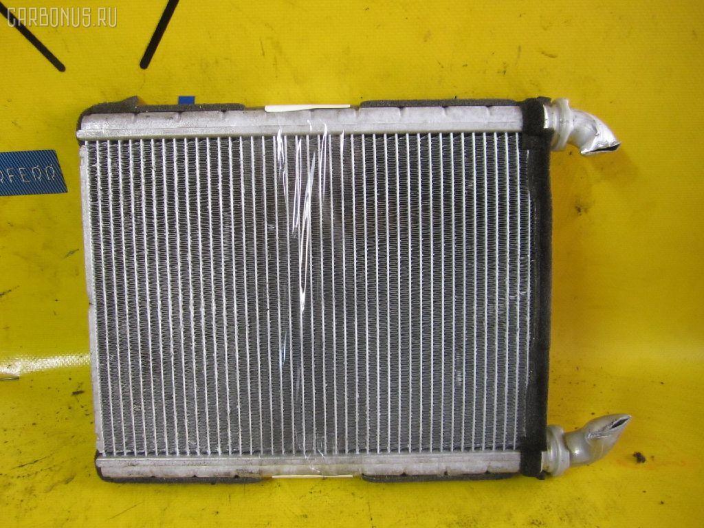 Радиатор печки TOYOTA COROLLA NZE121 1NZ-FE. Фото 10