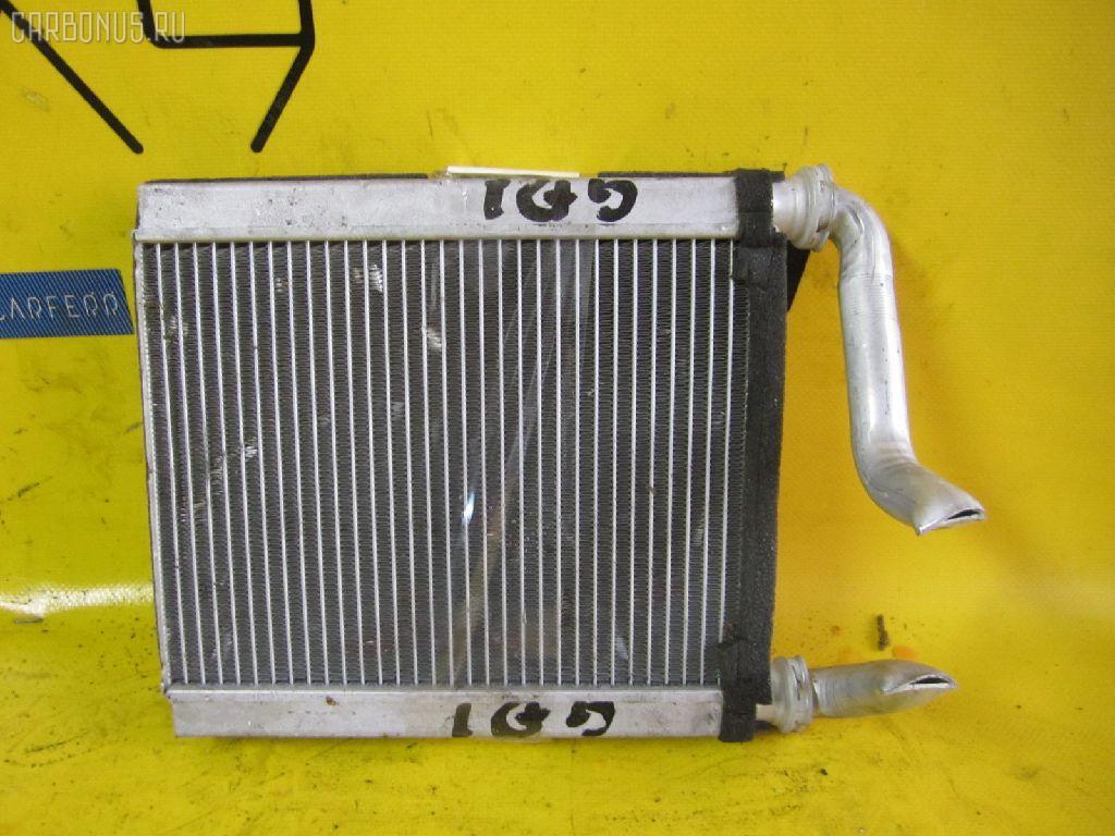 Радиатор печки HONDA FIT GD1 L13A. Фото 7