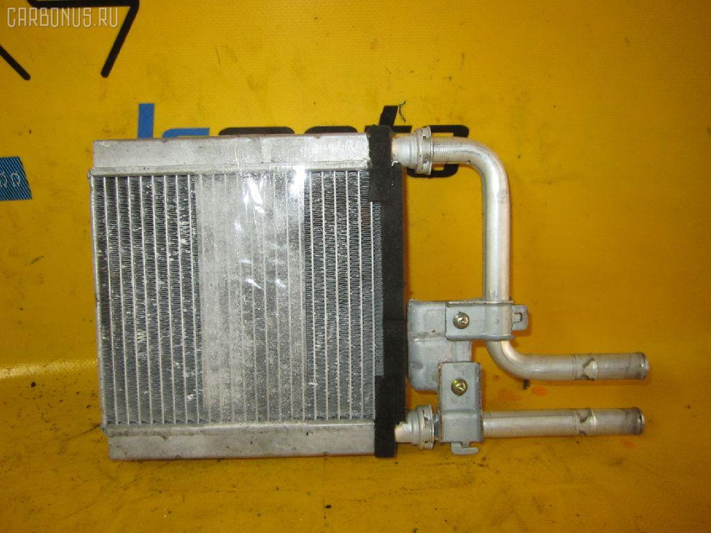 Радиатор печки TOYOTA DUET M100A EJ-DE. Фото 2