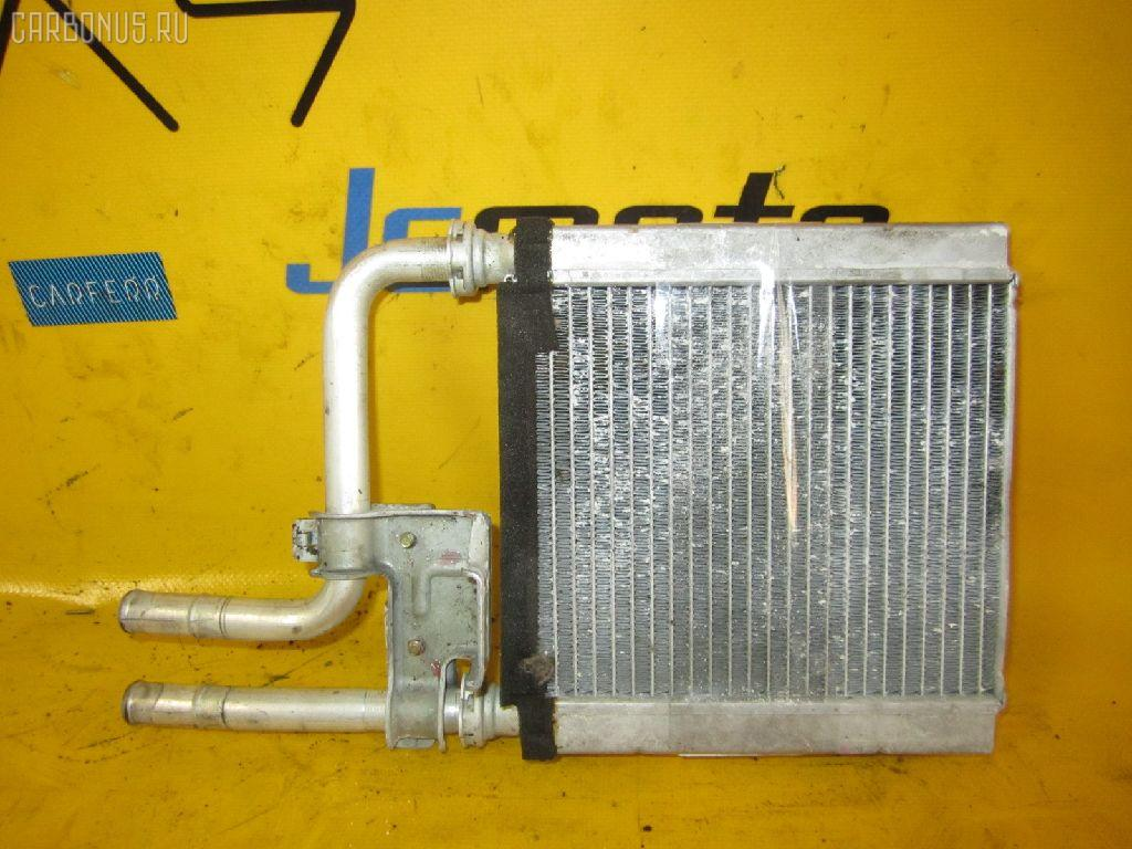 Радиатор печки TOYOTA DUET M100A EJ-DE. Фото 3