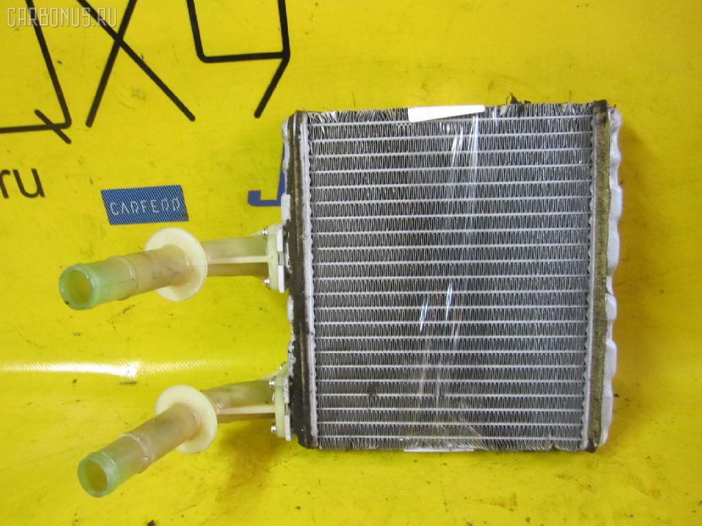 Радиатор печки NISSAN STAGEA WGNC34 RB25DE. Фото 3
