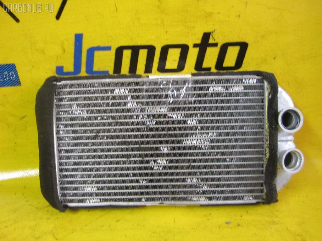 Радиатор печки TOYOTA RAUM EXZ10 5E-FE. Фото 11