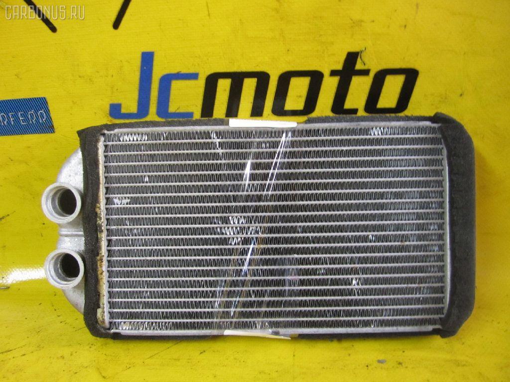 Радиатор печки TOYOTA CYNOS EL52 4E-FE. Фото 1