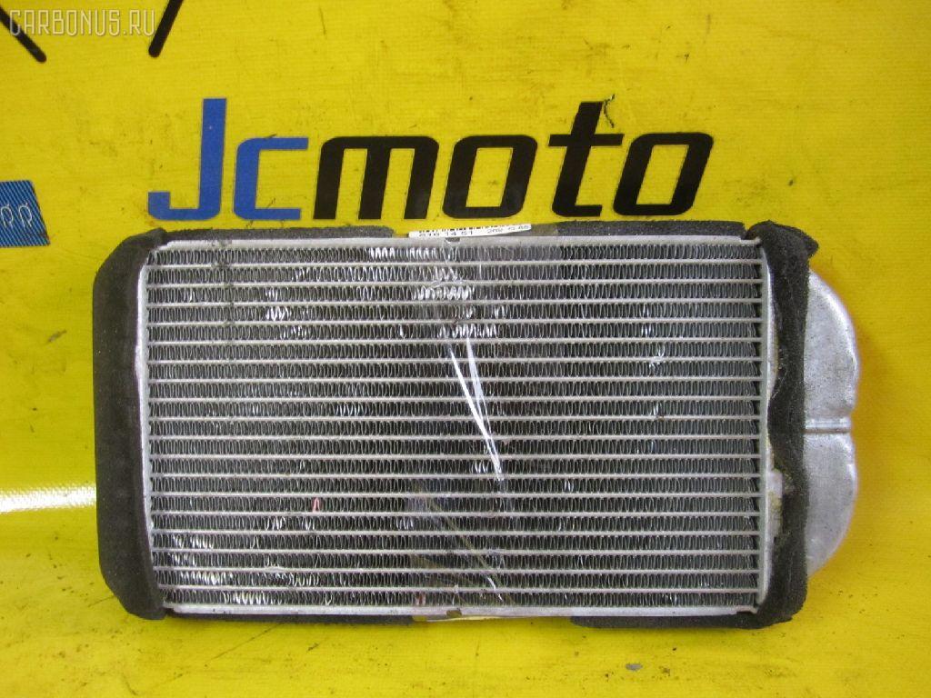 Радиатор печки TOYOTA CYNOS EL52 4E-FE. Фото 2