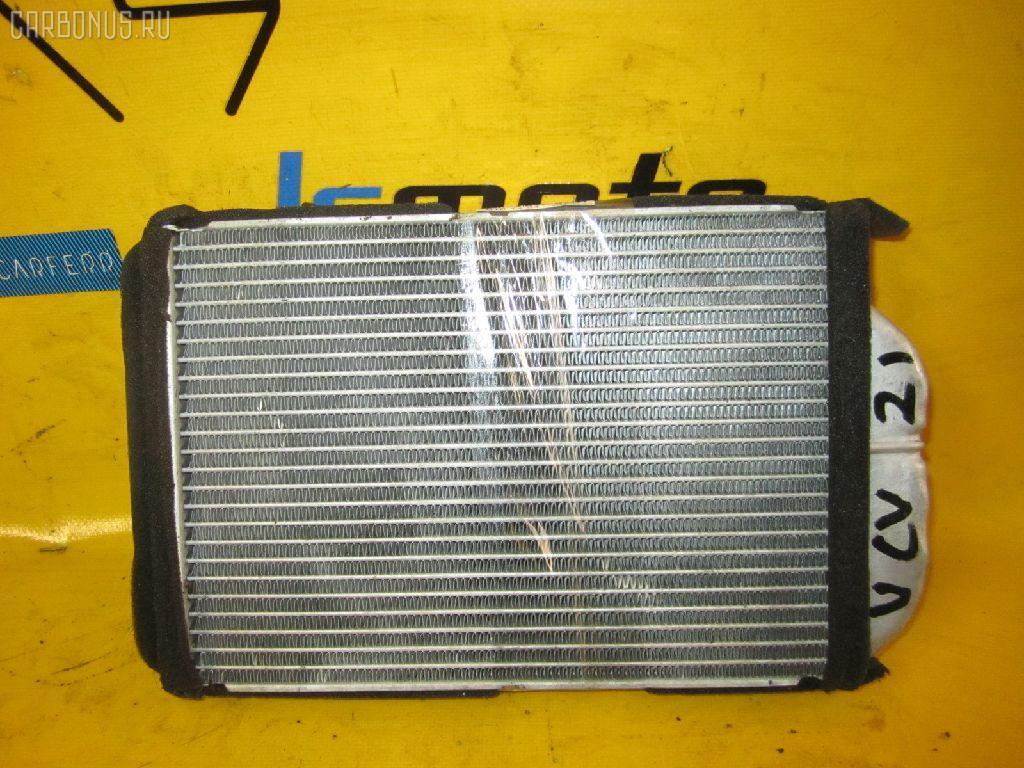 Радиатор печки TOYOTA WINDOM MCV21 2MZ-FE. Фото 4
