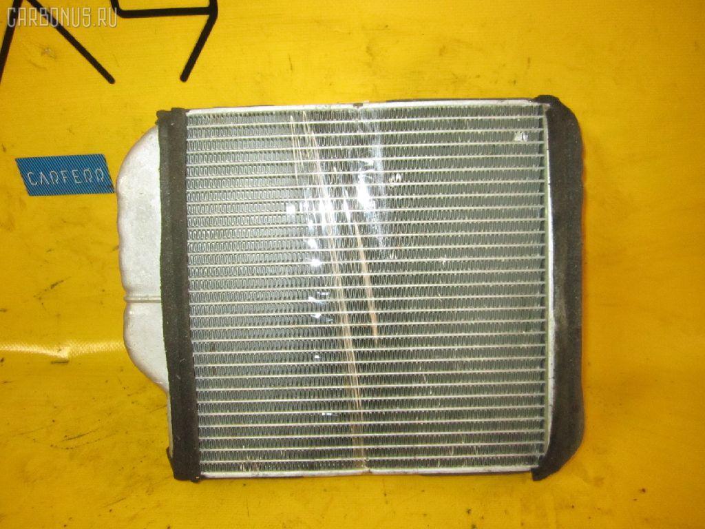 Радиатор печки TOYOTA CALDINA ST215G 3S-FE. Фото 9