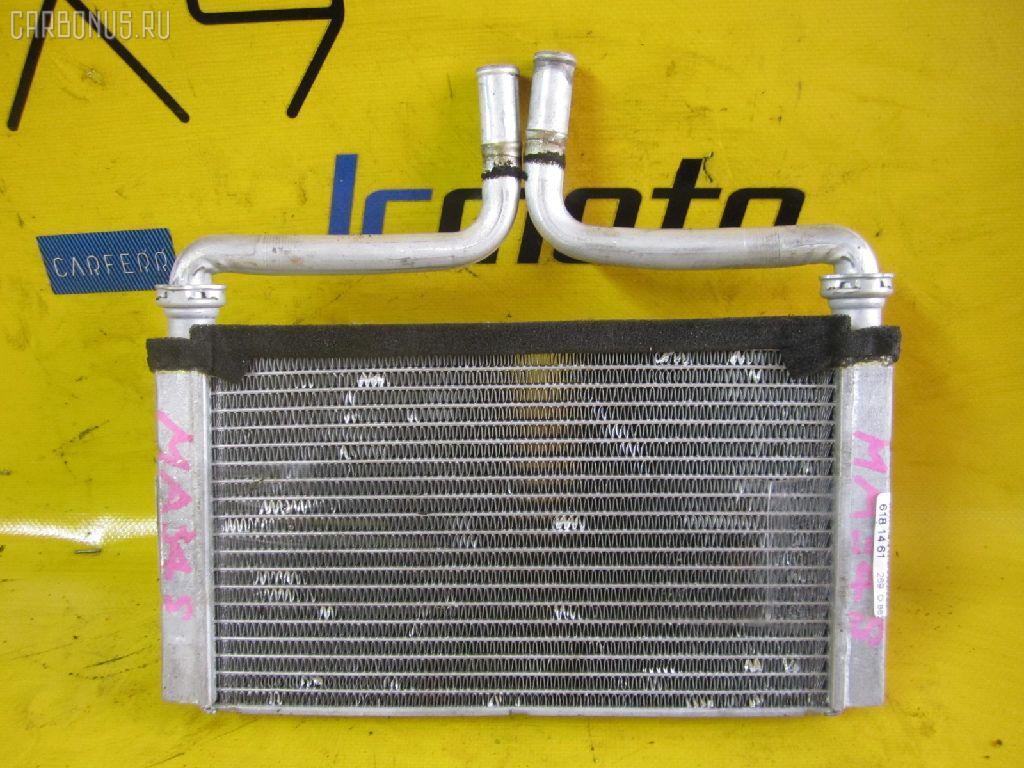Радиатор печки SUZUKI WAGON R SOLIO MA34S M13A. Фото 2