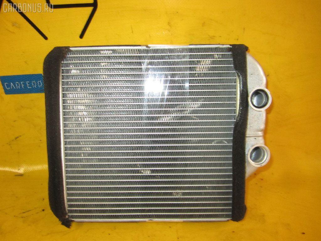 Радиатор печки TOYOTA AT211 7A-FE. Фото 9