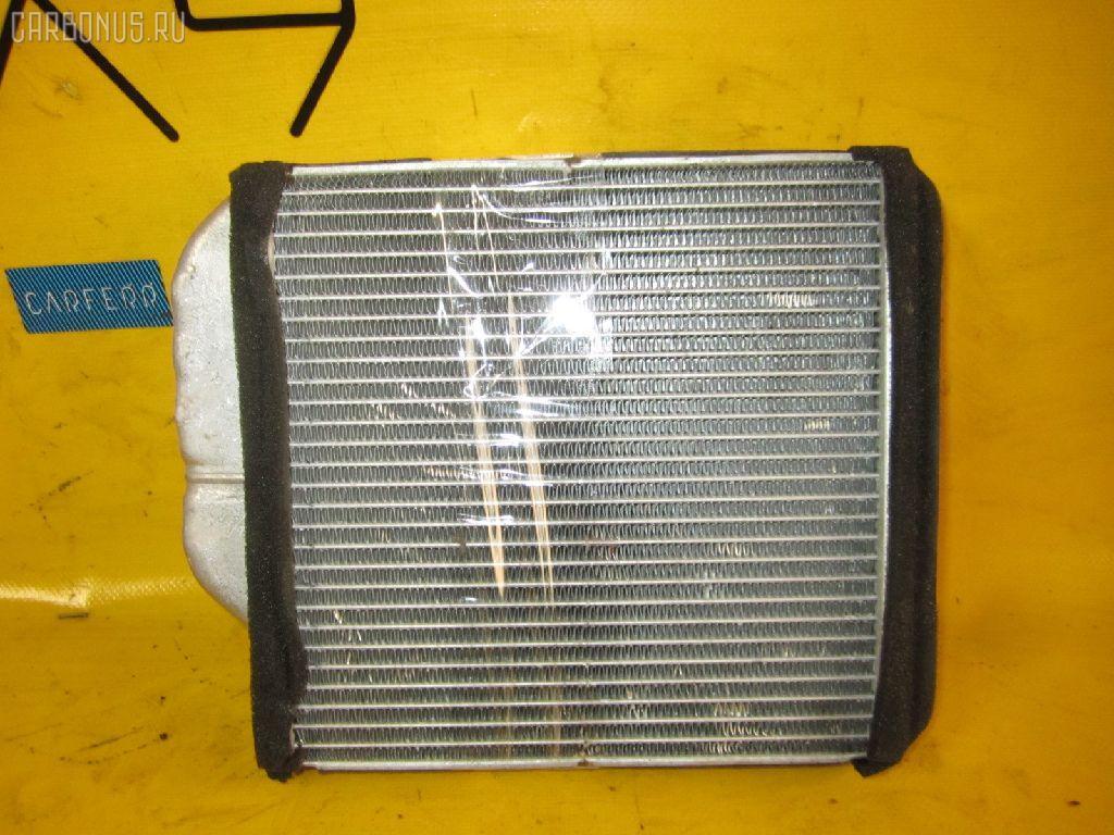 Радиатор печки TOYOTA AT211 7A-FE. Фото 10