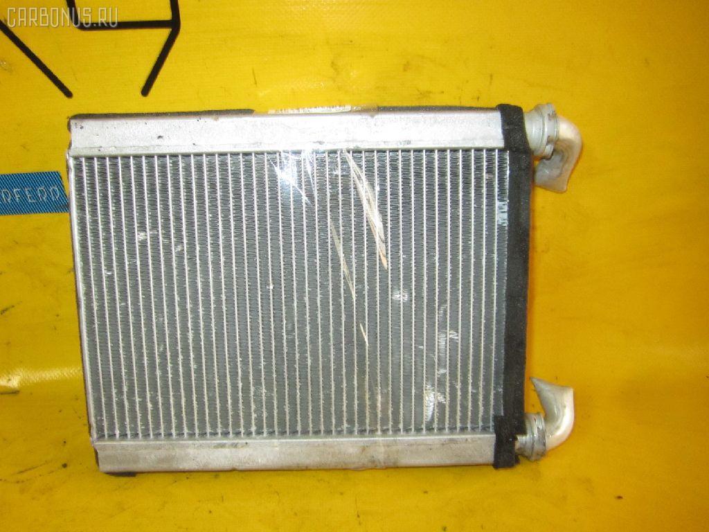 Радиатор печки TOYOTA COROLLA NZE121 1NZ-FE. Фото 11
