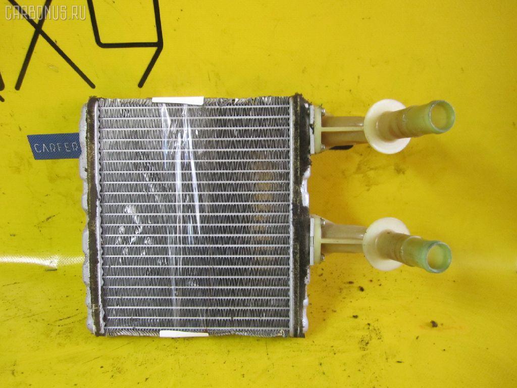 Радиатор печки NISSAN CEFIRO A32 VQ20DE. Фото 3
