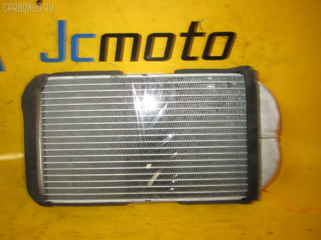 Радиатор печки TOYOTA COROLLA II EL51 4E-FE. Фото 1