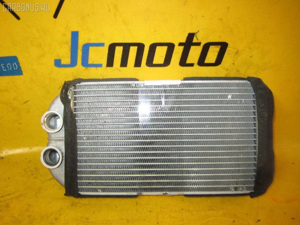 Радиатор печки TOYOTA COROLLA II EL51 4E-FE. Фото 2