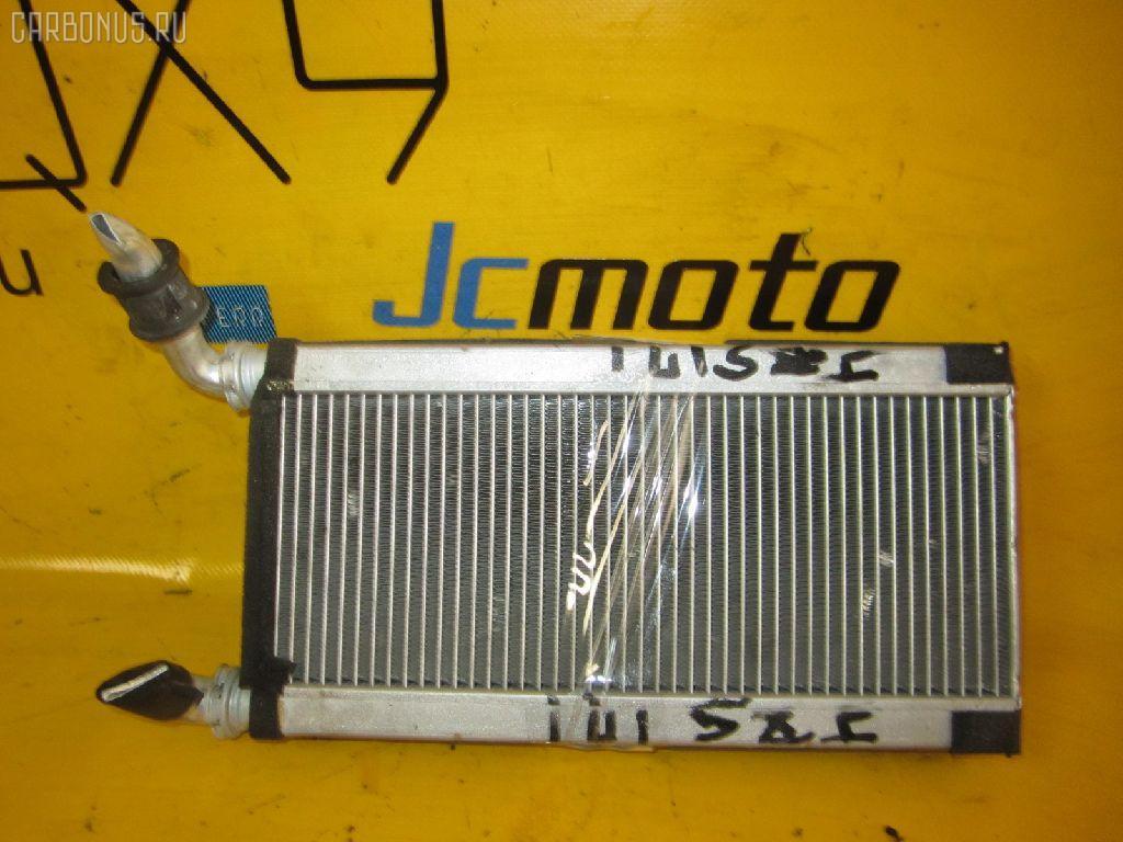 Радиатор печки TOYOTA CROWN JZS171 1JZ-FSE. Фото 3