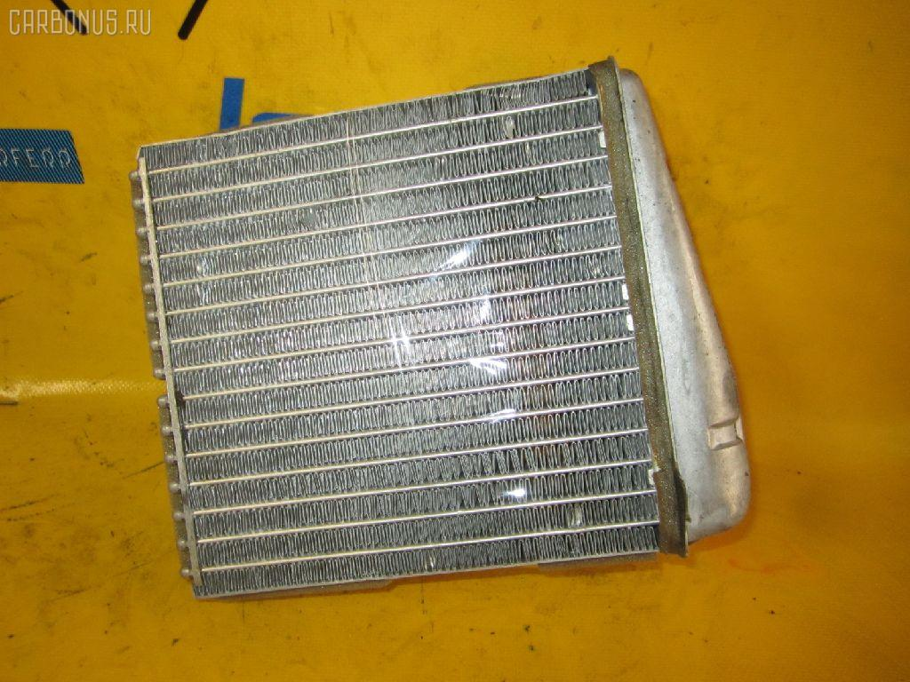 Радиатор печки NISSAN MARCH AK12 CR12DE. Фото 7