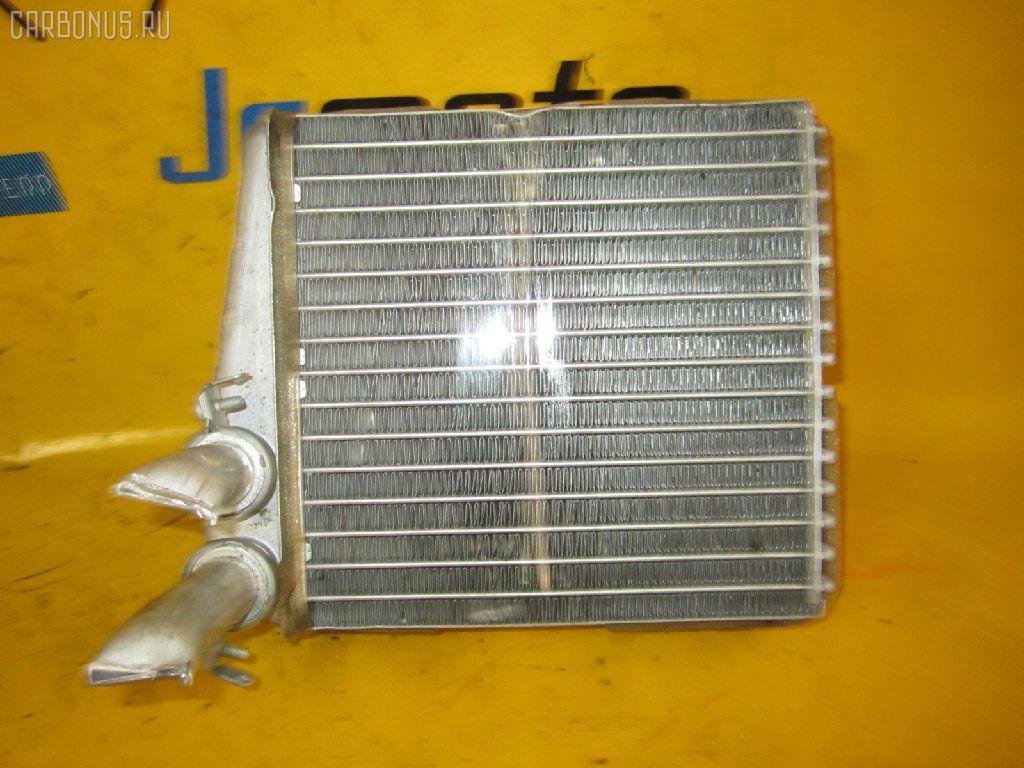 Радиатор печки NISSAN MARCH AK12 CR12DE. Фото 8