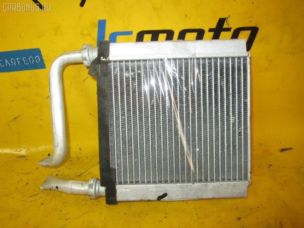 Радиатор печки TOYOTA DUET M100A EJ-DE. Фото 4
