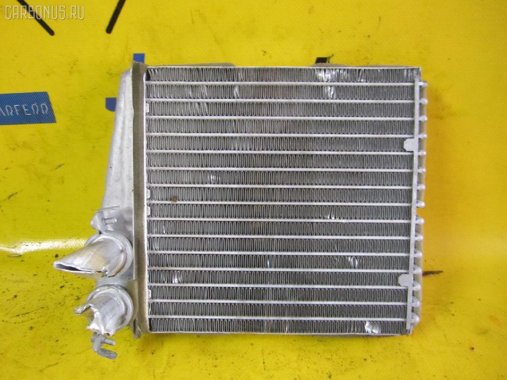 Радиатор печки NISSAN MARCH AK12 CR12DE. Фото 9