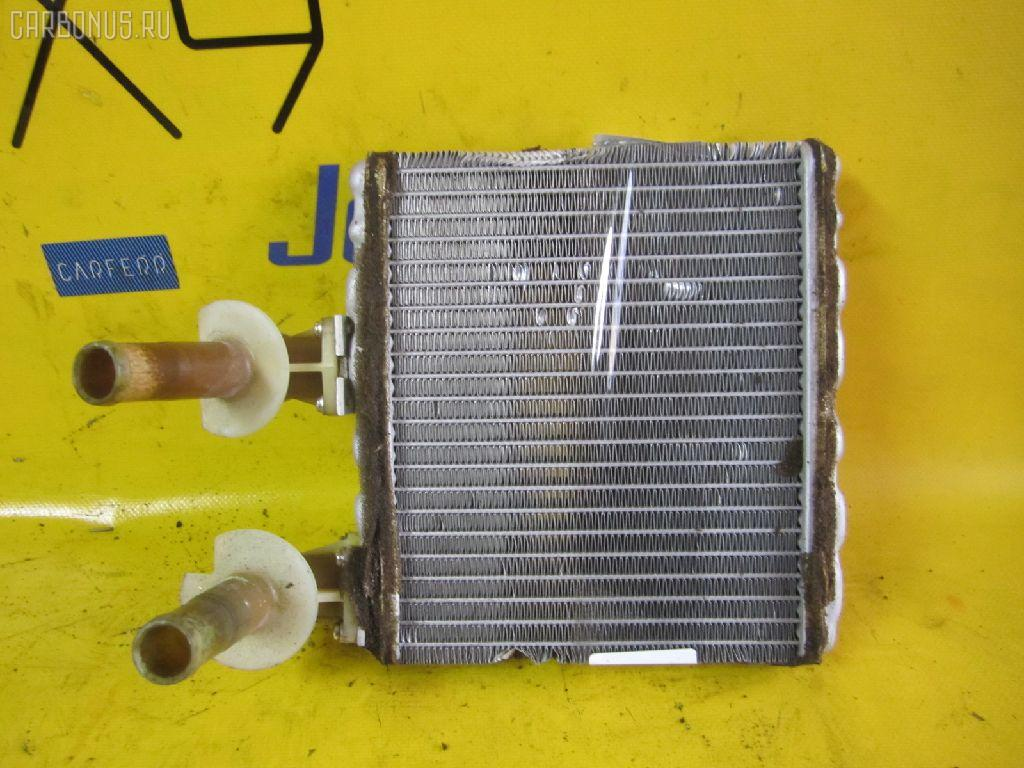 Радиатор печки NISSAN MARCH K11 CG10DE. Фото 3