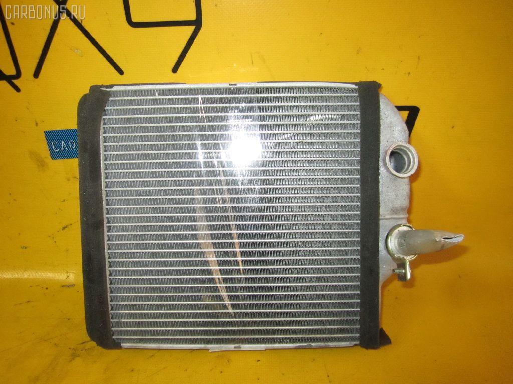 Радиатор печки TOYOTA IPSUM SXM15G 3S-FE. Фото 4