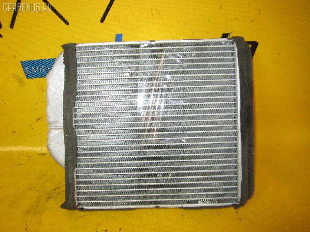 Радиатор печки TOYOTA IPSUM SXM15G 3S-FE. Фото 5