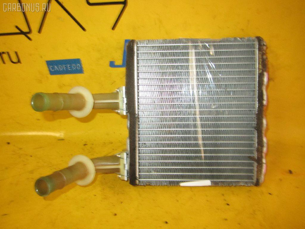 Радиатор печки NISSAN LAUREL HC35 RB20DE. Фото 2